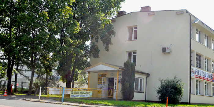 ul. Piłsudskiego 63 w Limanowej