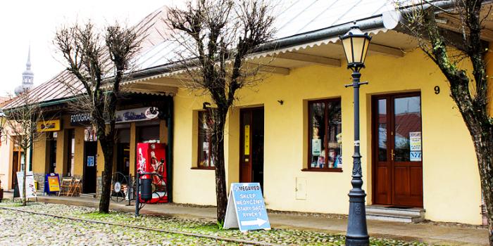 Rynek 9 w Starym Sączu